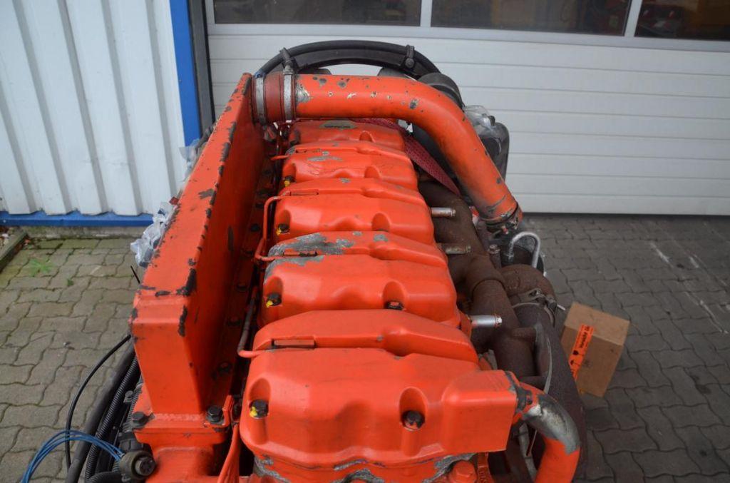 Scania  Engine
