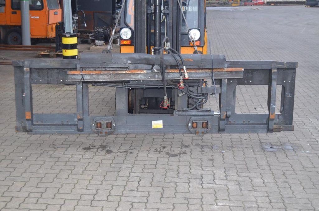 Kaup Seitenschieber Side Shift www.hinrichs-forklifts.com