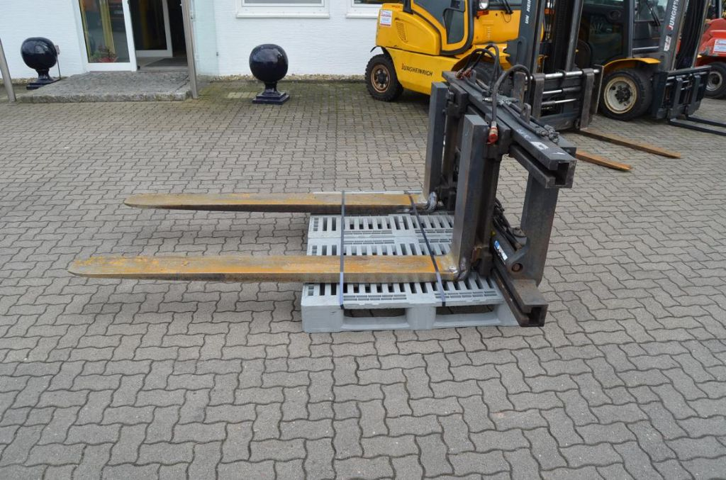 Kaup Seitenschieber 10T466 Каретка бокового смещения www.hinrichs-forklifts.com