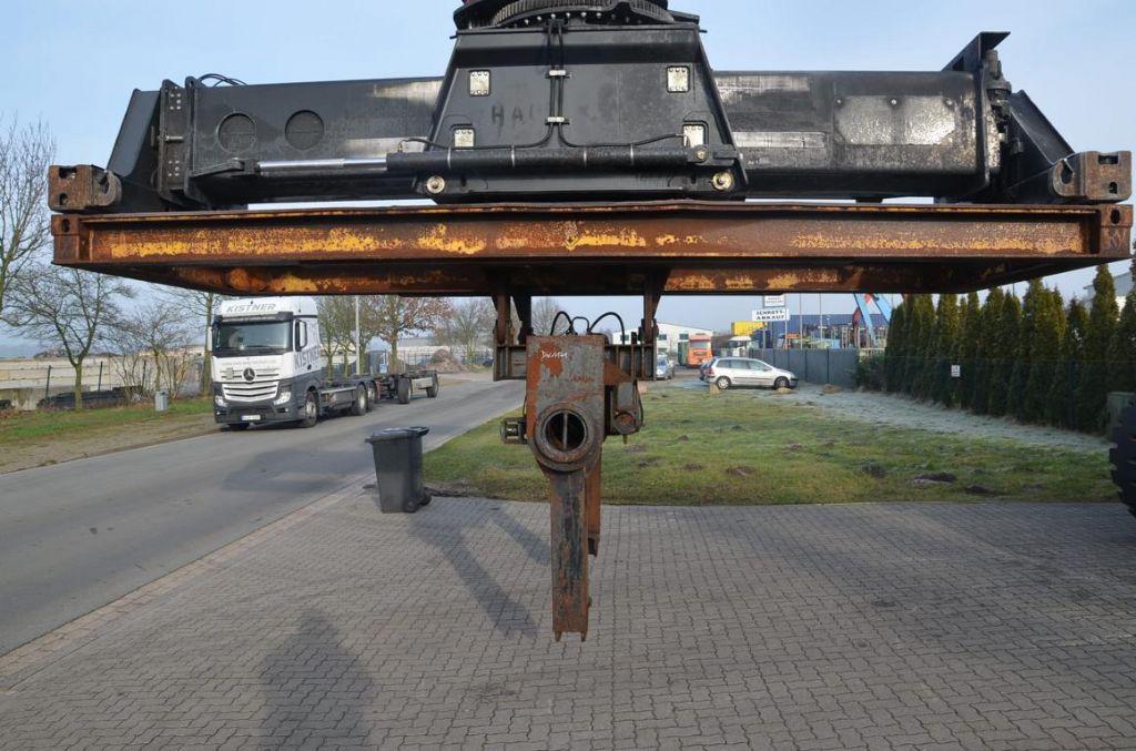*Sonstige Coilhandling Reachstacker Tragedorn www.MecLift.de