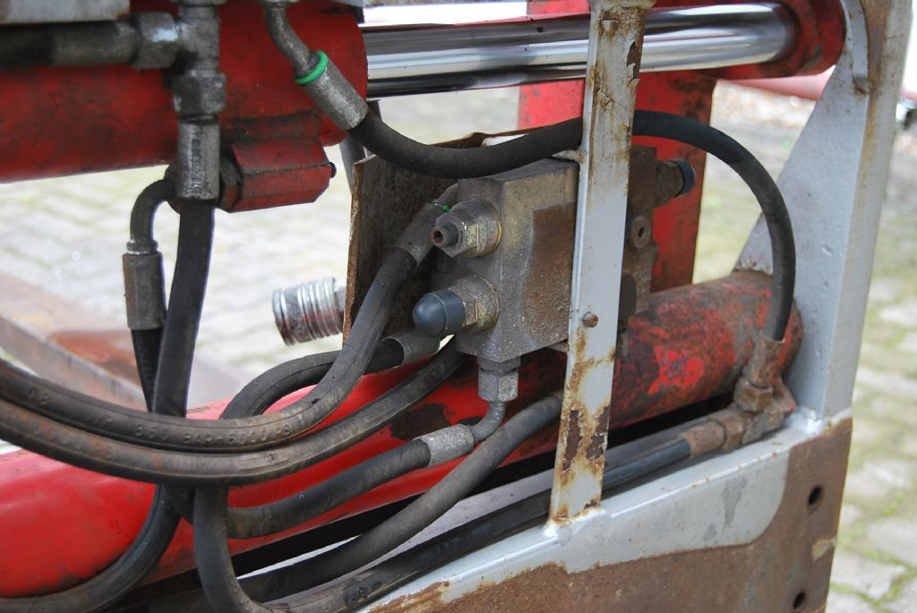 Durwen PHK45V Fork clamps