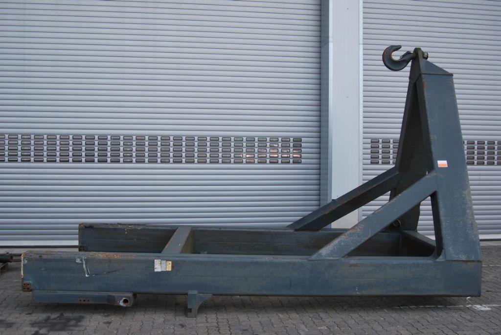 Kaup 25T183C - Hook Jib crane www.hinrichs-forklifts.com