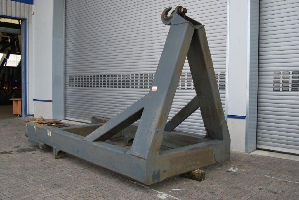 Kaup 25T183C - Hook Jib crane