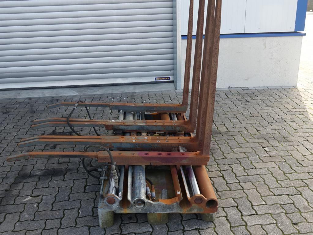 Durwen Dreifachpalettengabel DRPK30-6T Doppelpalettengabel www.MecLift.de