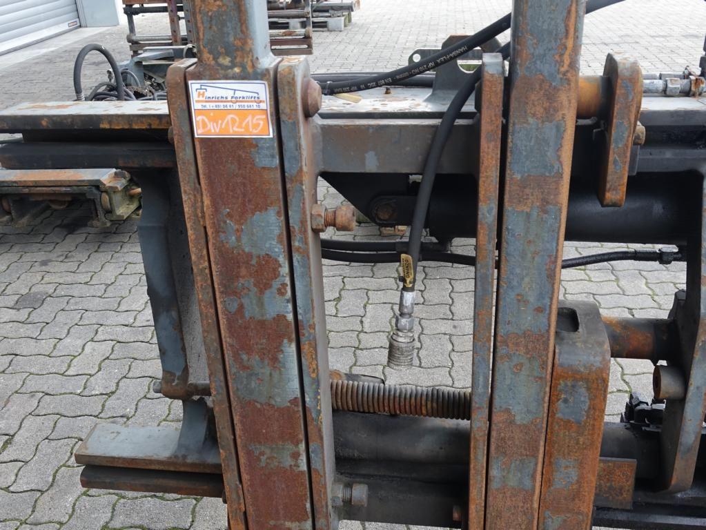 Kaup Dreifachpalettenklammer 10T419-4-6 Doppelpalettengabel www.MecLift.de