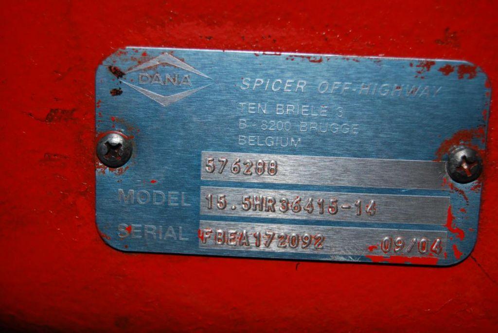 Clark Spicer 15.5HR 36415-14 Transmission Transmission