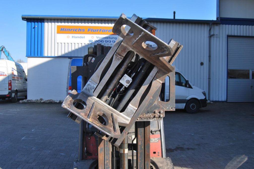 Cascade 44GBCRA724 Bale clamps