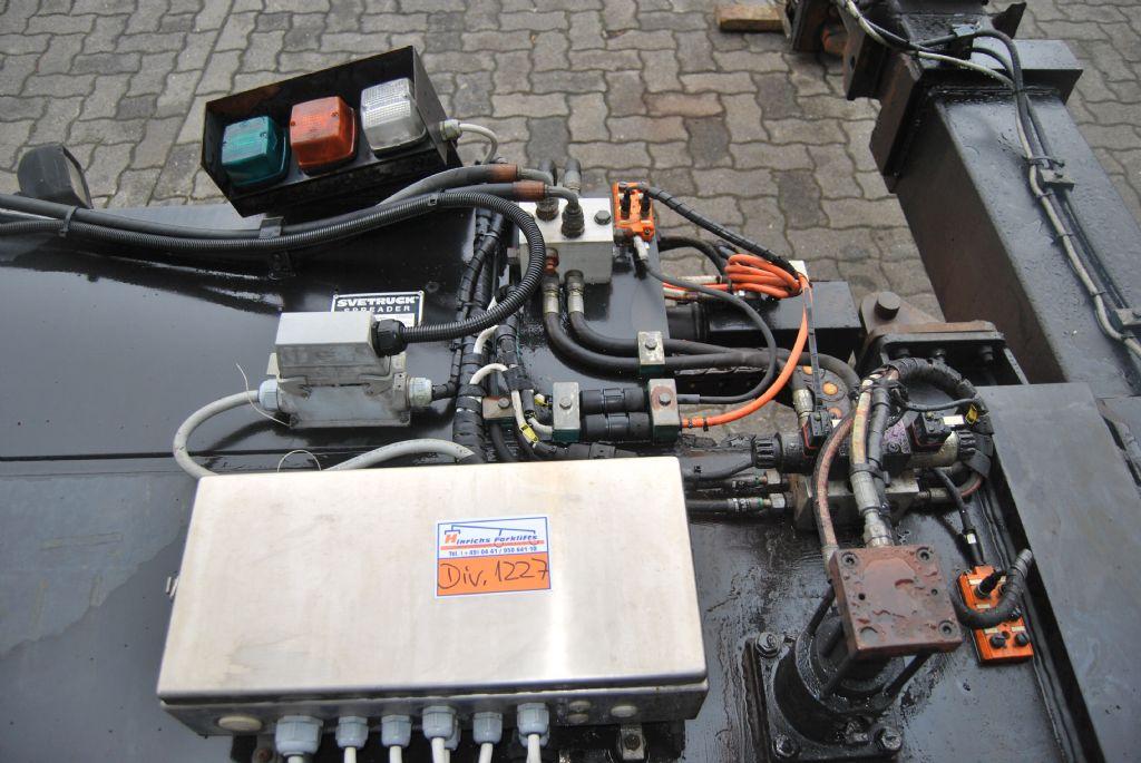 Elme Svetruck hydr. Spreader 20/40 568 20/40' Hydraulik Spreader