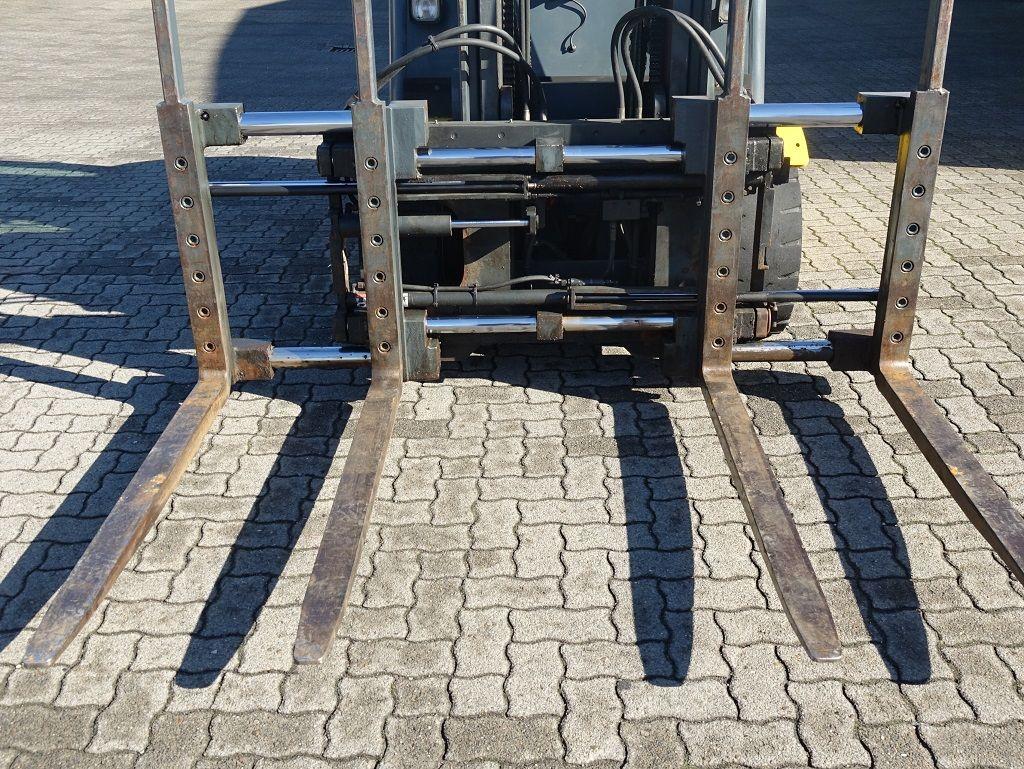 Meyer  Fork clamps www.hinrichs-forklifts.com