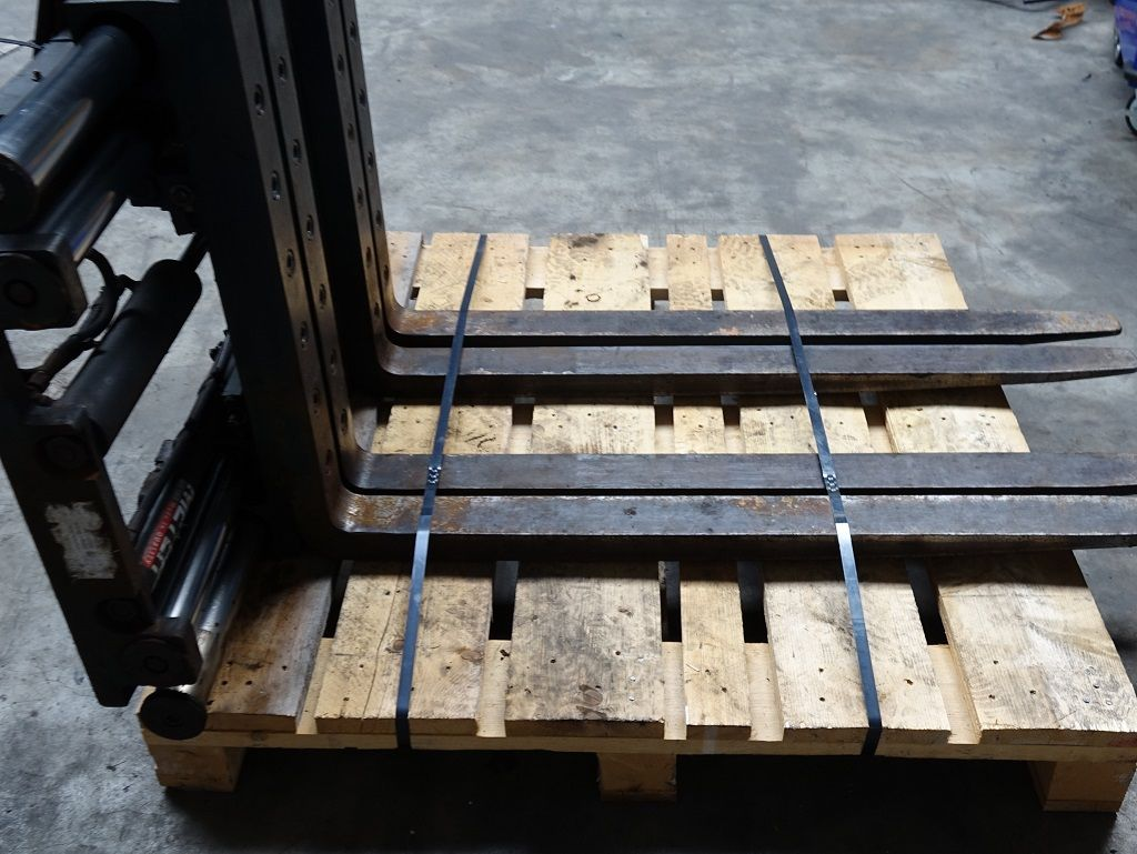Meyer  Fork clamps