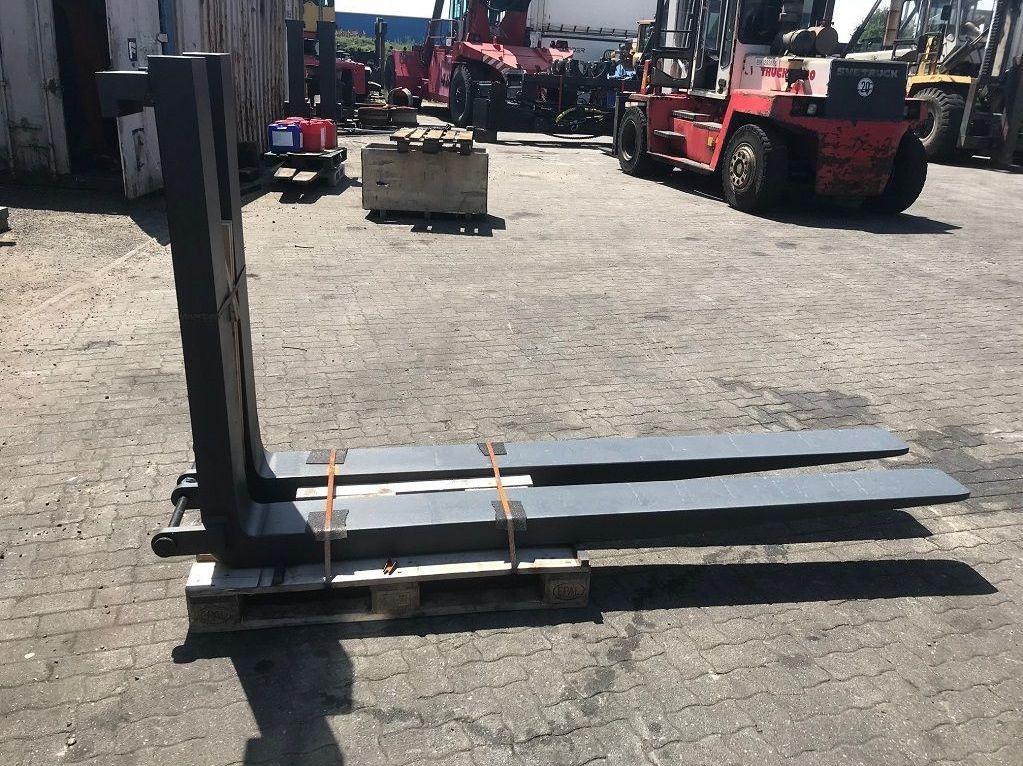 Kalmar 2400mm / 16000kg @ 1200mm / Kalmar Forks вилки www.hinrichs-forklifts.com