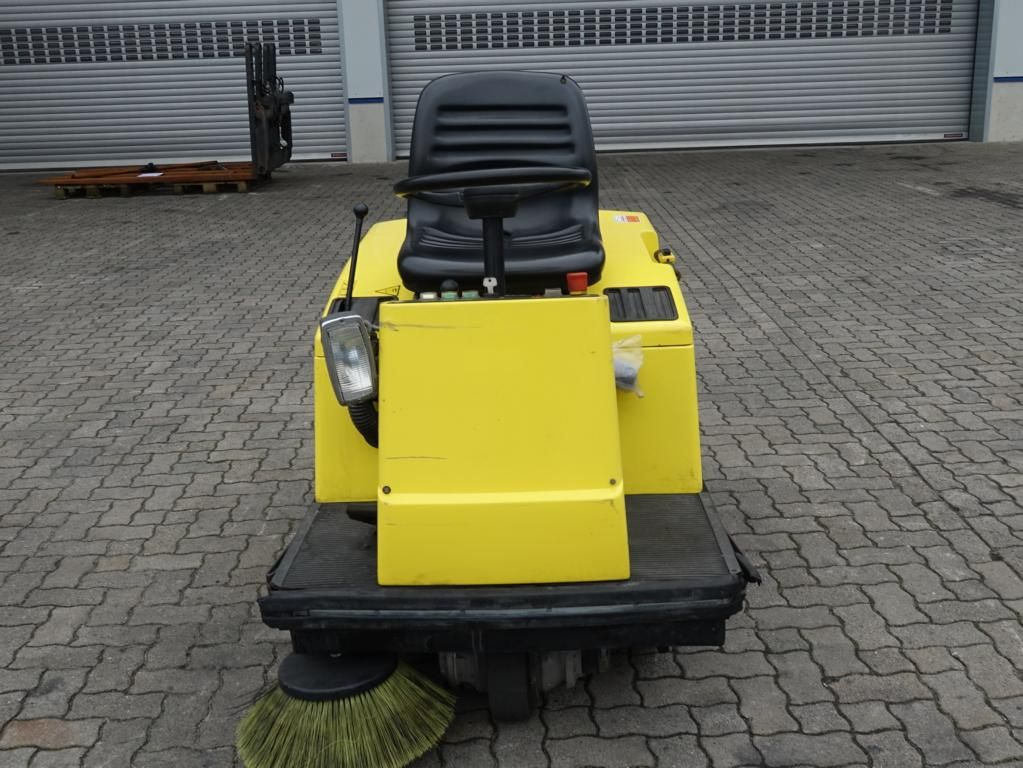 Kärcher KMR1200BAT Sweepers