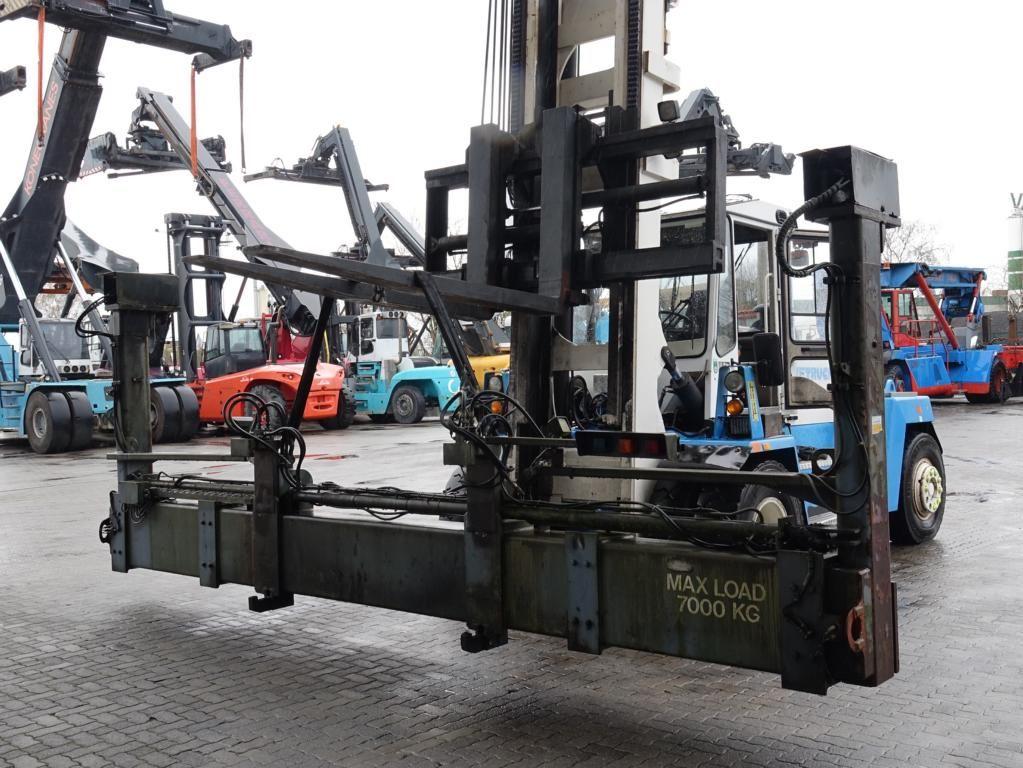 Kalmar  20/40` Hydraulic Spreader www.hinrichs-forklifts.com