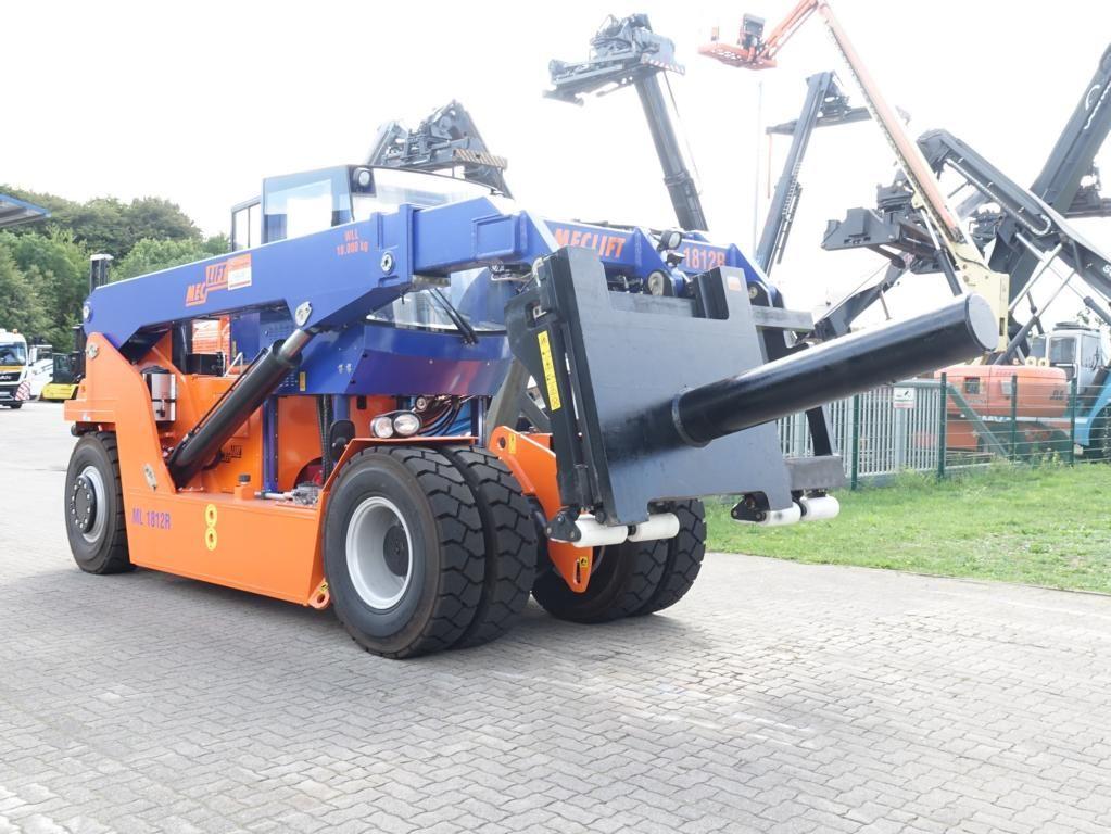 Meclift 18000kg Coil Dorn Tragedorn www.MecLift.de