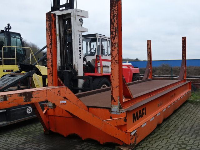 MAFI RT40 Heavy-duty Trailers www.hinrichs-forklifts.com