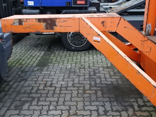 MAFI RT40 Heavy-duty Trailers