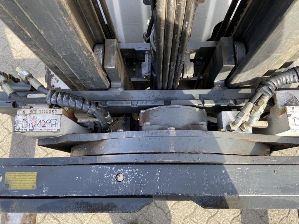 Cascade Klammergabel 50D-CFR-B622 Fork clamps