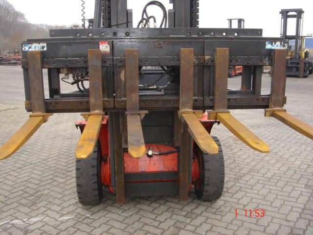 Kaup Seitenschieber 3T253 L-3 Каретка бокового смещения www.hinrichs-forklifts.com