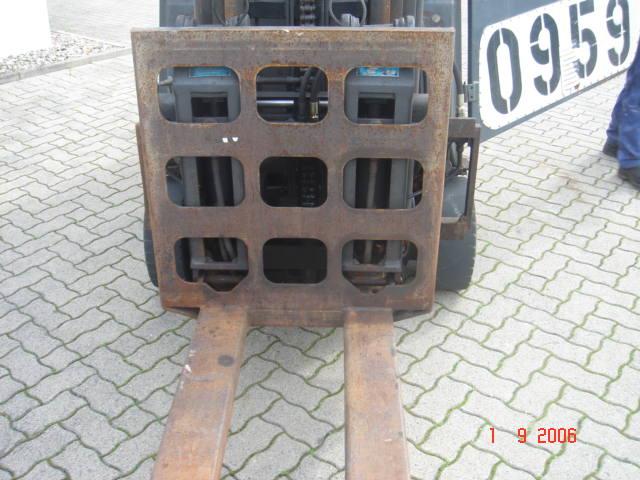 Kaup Ausschubgabel 2T140SV Ausschubgabel www.MecLift.de