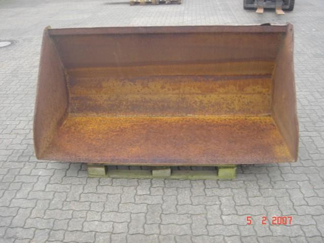 Flötzinger Schaufel FSM Hydraulic scoops www.hinrichs-forklifts.com