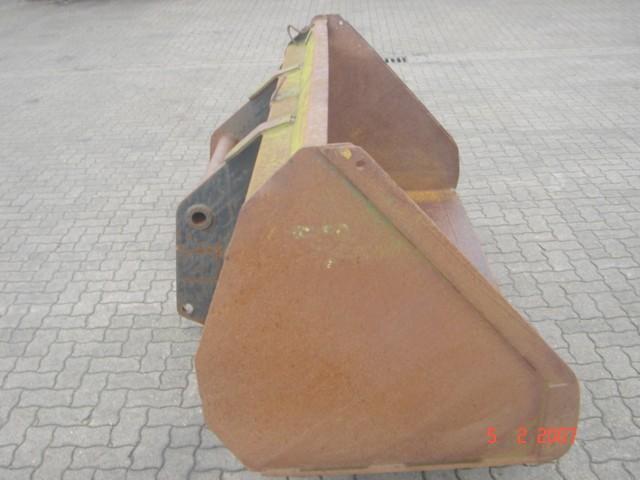 Flötzinger Schaufel FSM Hydraulic scoops