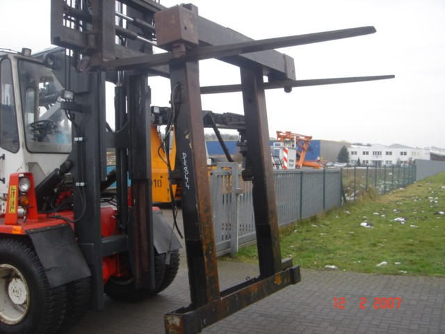 Kopfspreader 40` Head-Spreader www.hinrichs-forklifts.com