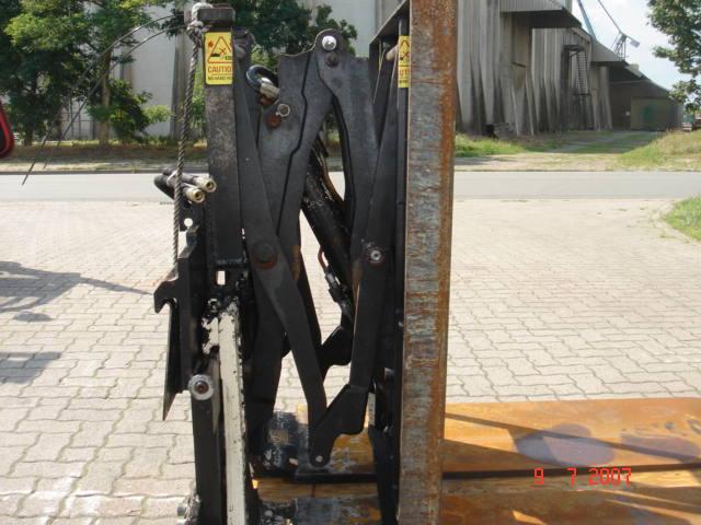 Cascade Kartonschieber 4SE-LS-085 Gabeln www.MecLift.de