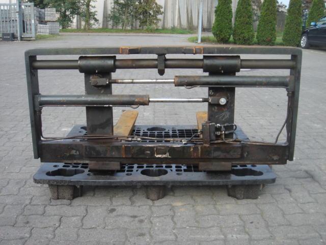 Zinkenverstellgerät Fork positioners