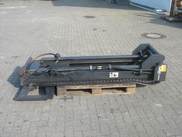 Linde Telefreisicht Mast Estándar www.hinrichs-forklifts.com