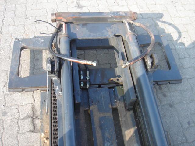 Linde Telefreisicht Mast Duplex Standard