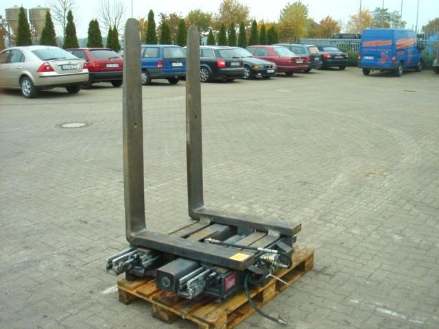 Meyer Zinkenverstellgerät 30108 Harbour Clamps