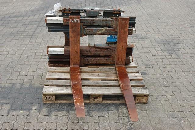 Anbaugeräte-Cascade-Klammergabel 45E-HCS-B30X