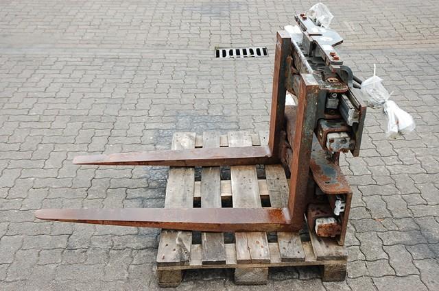 Cascade Klammergabel 45E-HCS-B30X Fork clamps