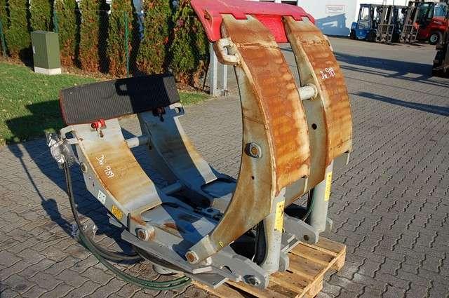 Cascade Papierrollenklammer 90F-RC-60XC Paper roll clamp www.hinrichs-forklifts.com