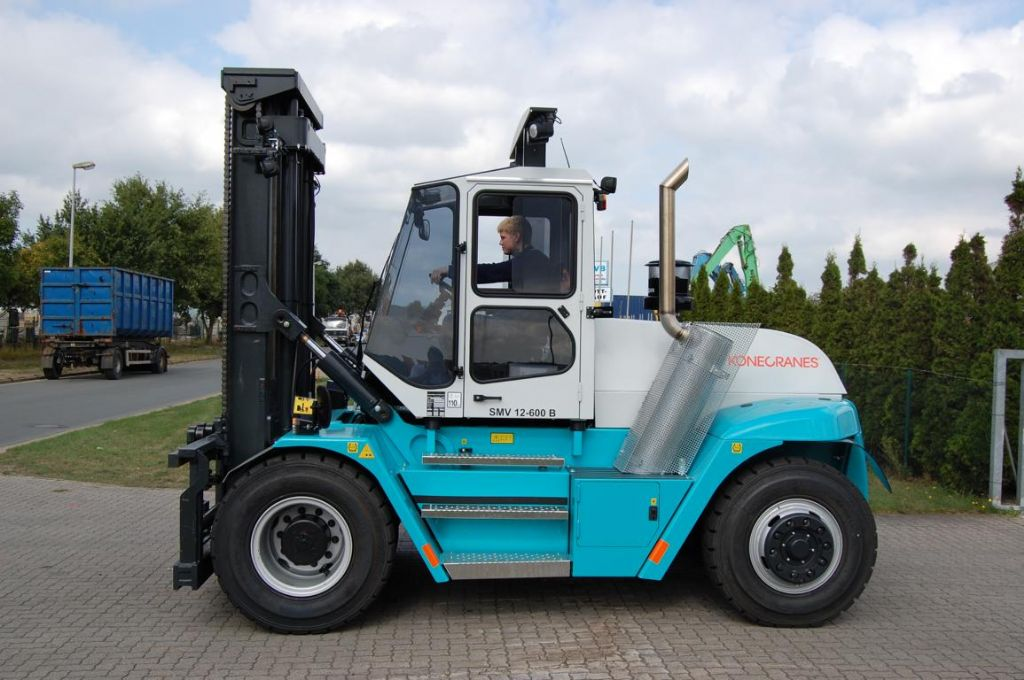 Diesel Gabelstapler-SMV-12-600B