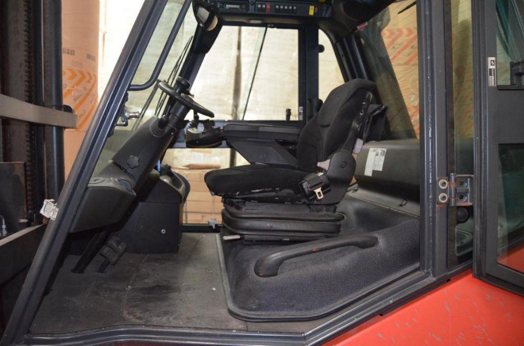 Linde H70D Diesel Forklift