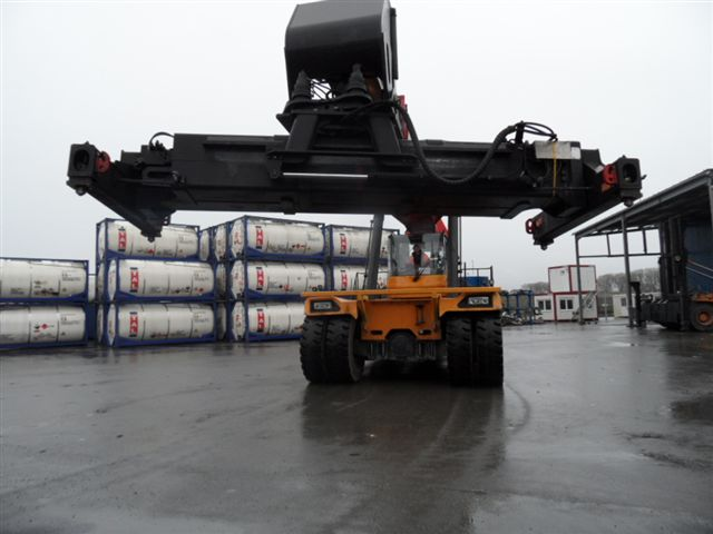 Sany Sany RSC45C1 Full-container reach stacker