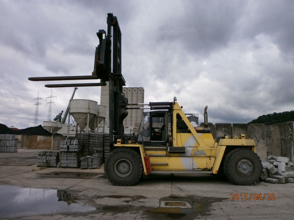 Kalmar DCD370-12 Heavy Forklifts www.hinrichs-forklifts.com