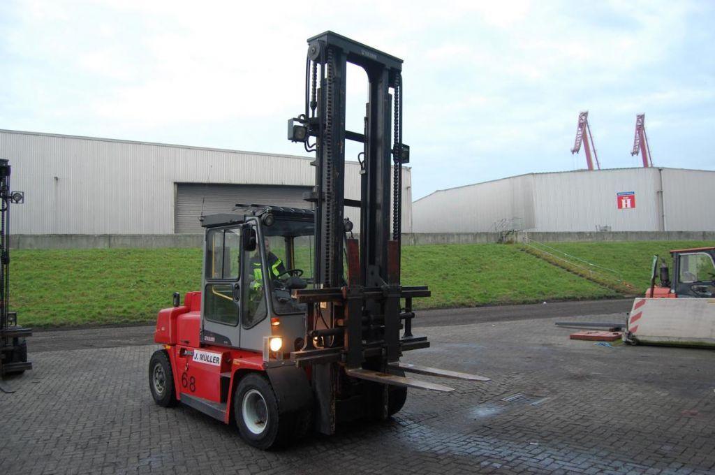 Kalmar DCE80-6 Diesel Forklift