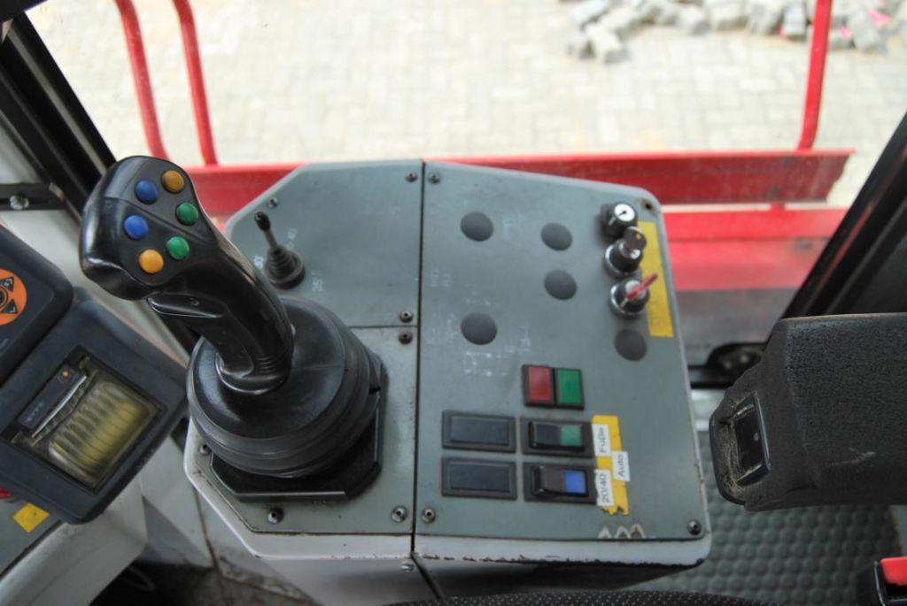 CVS Ferrari F365.5S Vollcontainer Reachstacker