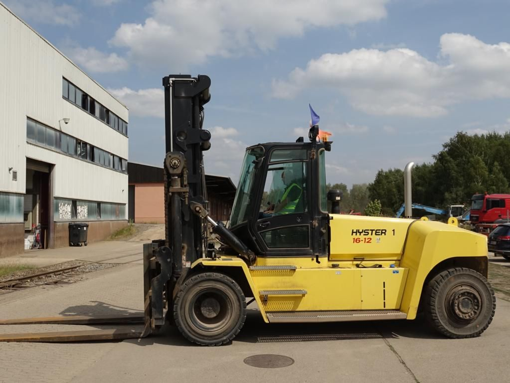 Hyster H16.XM-12 Heavy Forklifts www.hinrichs-forklifts.com