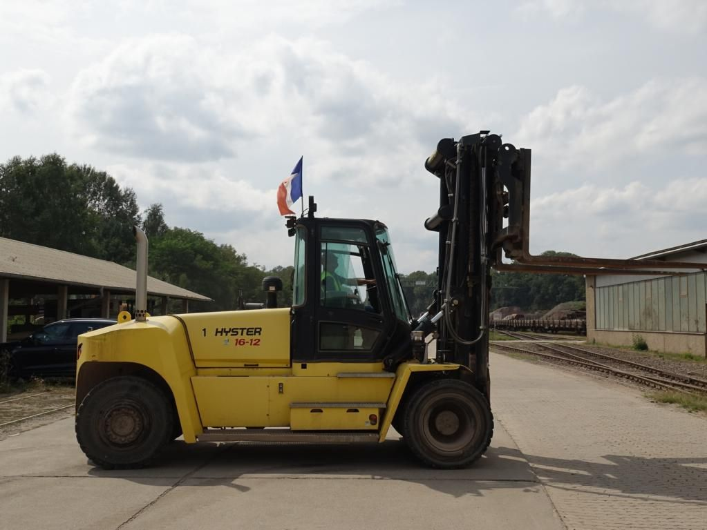 Hyster H16.XM-12 Heavy Forklifts