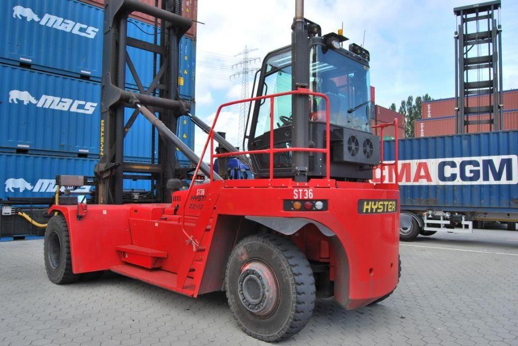Hyster H22XM-12EC Empty Container Handler
