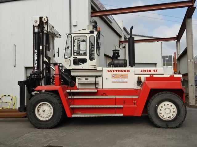 Svetruck 37120-47 Heavy Forklifts www.hinrichs-forklifts.com