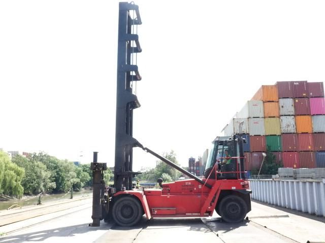 Hyster H23XM-12EC Empty Container Handler www.hinrichs-forklifts.com