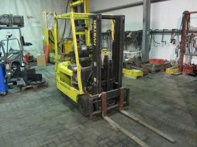 Hyster S1.60XMT Electric 3-wheel forklift