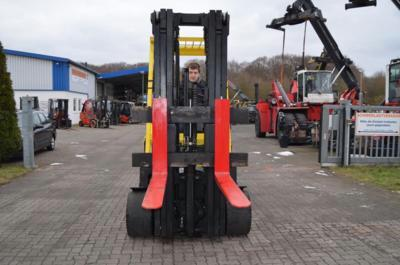 Hyster E5,50XL Electric 4-wheel forklift