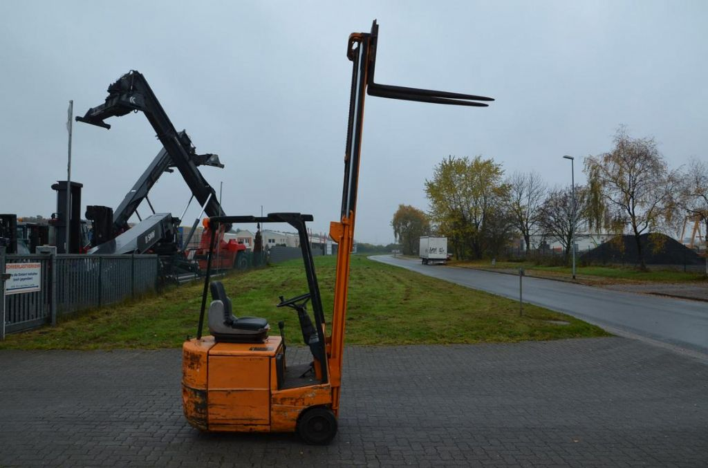 Still EFG1.0 Electric 3-wheel forklift