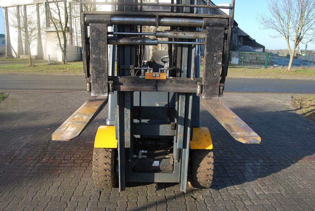 Jungheinrich EFG540 GE100-350ZT Electric 4-wheel forklift