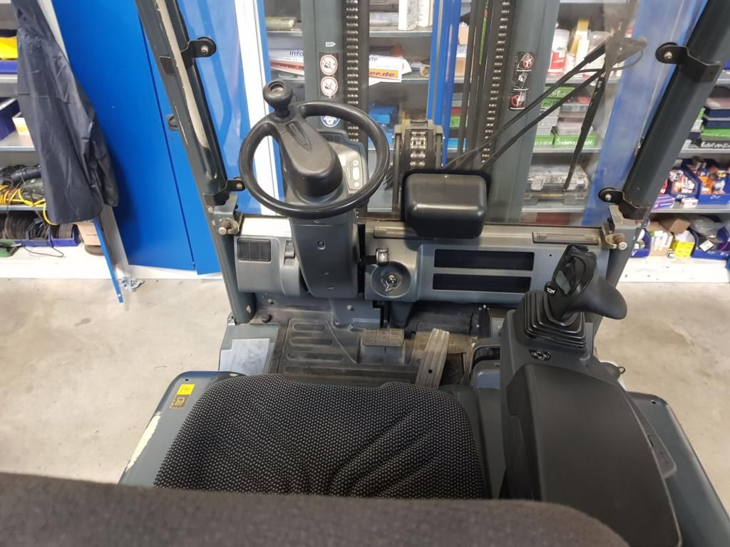 Jungheinrich EFG430/G-550D2 Electric 4-wheel forklift